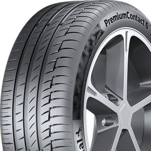 Continental PremiumContact 6 225/45 R17 91 Y - letní pneu