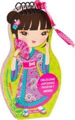 Camel Julie: Oblékáme japonské panenky - Akiko