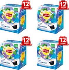 Lipton Bylinný aromatizovaný čaj Sweet nights 4x12 kapslí 24g