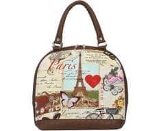 Dara bags Kabelka Sweet Angel Bell Big No. 405 I love Paris