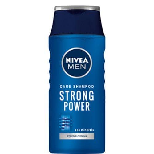 Nivea Šampon pro muže Strong Power (Objem 250 ml)