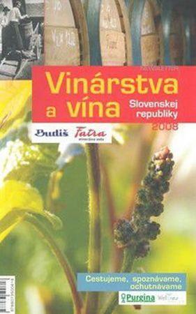 Vinárstva a vína SR 2008 + Vinorevue