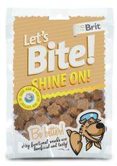 Brit pasji priboljšek Lets Bite Shine On!, 1 x 150 g