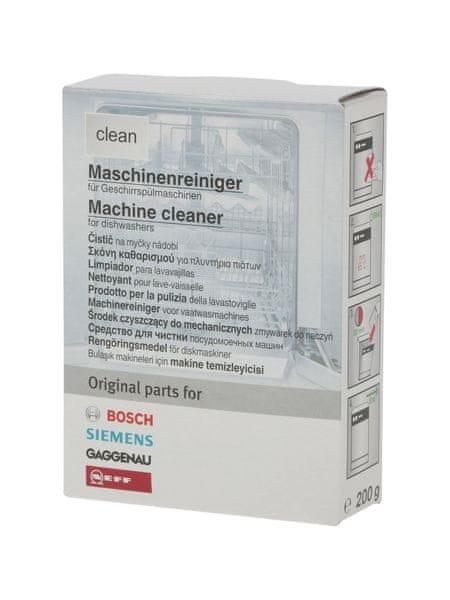 Bosch Čistící prášek pro myčky nádobí 311580