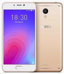 """Meizu M6, 2GB/16GB, 5,2"""" IPS, zlatá"""