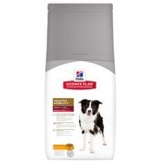 Hill's SP Adult Healthy Mobility Medium Breed kutyatáp - 12kg