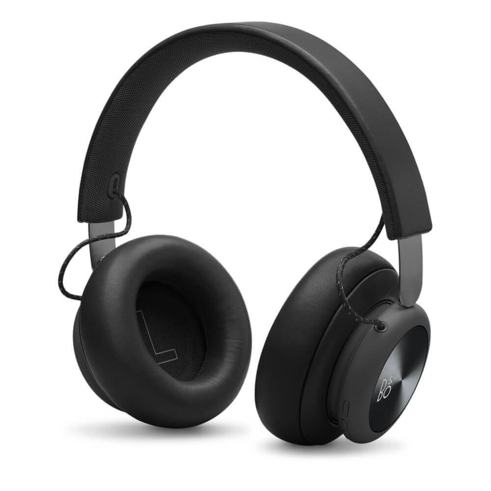 Bang & Olufsen Beoplay H4 bezdrátová sluchátka, černá