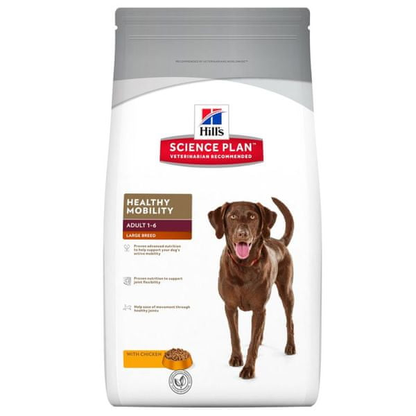 Hill's Science Plan Canine Adult Healthy Mobility Large 12 kg