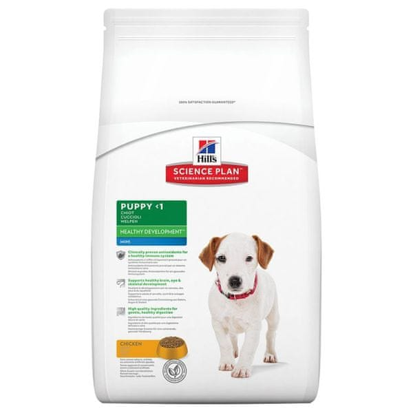 Hill's Canine Puppy Growth Mini 7,5kg