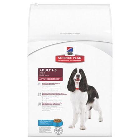 Hill's Canine Adult Tuna hrana za pse, 12 kg