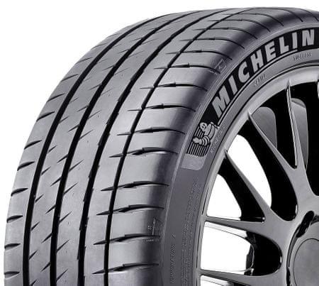Michelin Pilot Sport 4 S 225/35 ZR19 88 Y - letní pneu