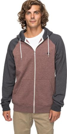 Quiksilver Everydayzip M Otlr Cqdh Marron Heather S