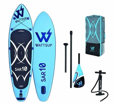 WattSup napihljiv SUP Sar 10