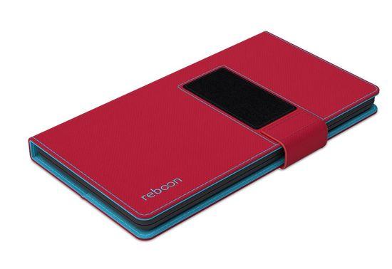 Reboon univerzalna torbica Booncover XS, rdeča
