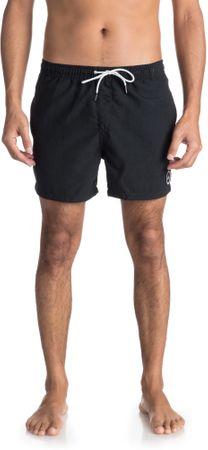 Quiksilver moške kopalne hlače Everydvl15 M Jamv Kvj0 Black, S, črne
