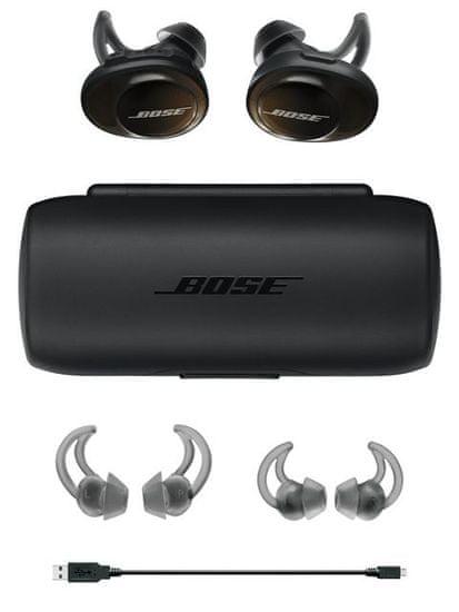 Bose SoundSport Free bezdrátová sluchátka