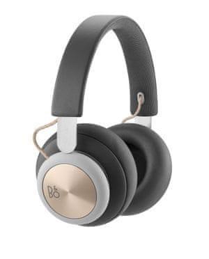 Bang & Olufsen Beoplay H4 bezdrátová sluchátka, šedá