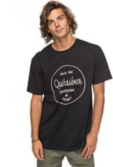Quiksilver moška kratka majica SS Classic Morning Slides