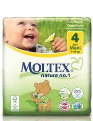 MOLTEX plenice Maxi 7 - 18 kg, 30 kosov