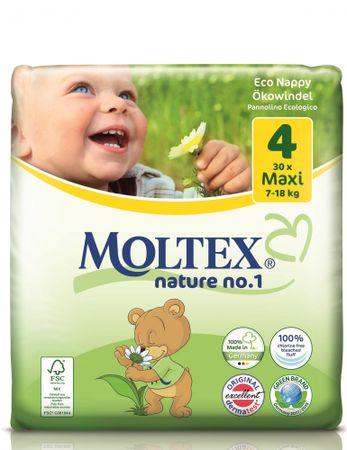 MOLTEX Maxi 7 - 18 kg (30 ks)