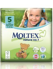 MOLTEX Junior 11 - 25 kg (26 ks)