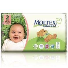 MOLTEX plenice Mini 3 - 6 kg, 42 kosov