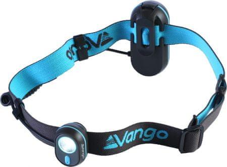 Vango Volt Grey/Blue homloklámpa