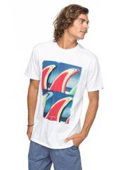 Quiksilver moška kratka majica SS Classic Fin Fanatic