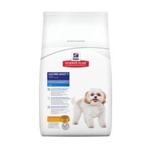 Hill's hrana za zrele pse majhnih pasem, 7,5 kg