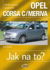 Etzold Hans-Rudiger Dr.: Opel Corsa C/Meriva od 9/00 - Jak na to? - 92.