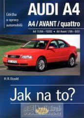 Etzold Hans-Rudiger Dr.: Audi A4/Avant (11/94 - 9/01) > Jak na to? [96]