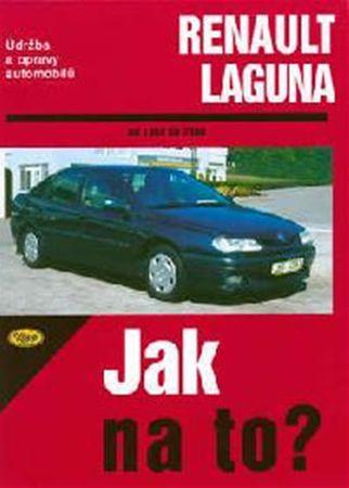 kolektiv: Renault Laguna - 1994 - 2000 - Jak na to? - 66.