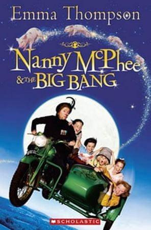 Thompson Emma: Popcorn ELT Readers 3: Nanny McPhee & the Big Bang