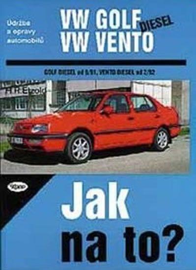 Etzold Hans-Rudiger Dr.: VW Golf III/VW Vento diesel - 9/91 - 12/98 - Jak na to? - 20.