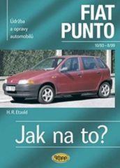 Etzold Hans-Rudiger Dr.: Fiat Punto 10/93-8/99 - Jak na to? 24. - 4. vydání