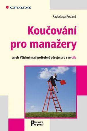 Podaná Radoslava: Koučování pro manažery aneb Všichni mají potřebné zdroje pro své cíle