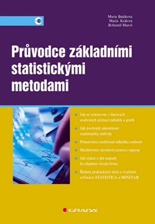 Marienková Anna: Průvodce zákládními statistickými metodami