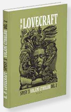 Lovecraft Howard Phillips: Spisy 3/2 - Volání Cthulhu