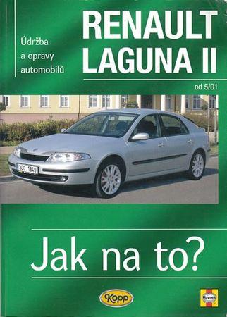 Gill Peter T.: Renault Laguna II od 5/01 - Jak na to? - 95.