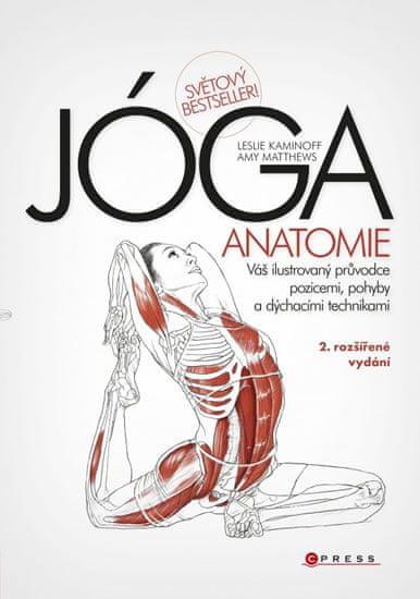 Kaminof Leslie: Jóga - anatomie