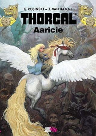 Van Hamme Jean: Thorgal 14 - Aaricie