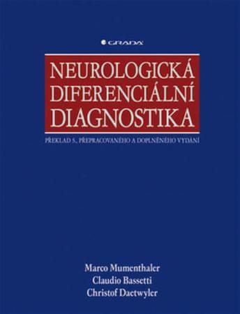 Mumenhaler Marco: Neurologická diferenciální diagnostika