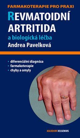 Pavelková Andrea: Revmatoidní artritida a biologická léčba