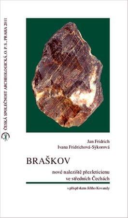 Fridrich Jan, Fridrichová-Sýkorová Ivana: Braškov - nové naleziště přezleticienu ve středních Čechác
