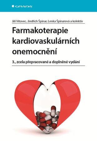 Vítovec Jiří, Špinar  Jindřich, Špinarov: Farmakoterapie kardiovaskulárních onemocnění