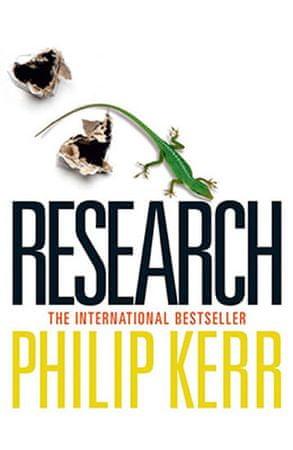 Kerr Philip: Research