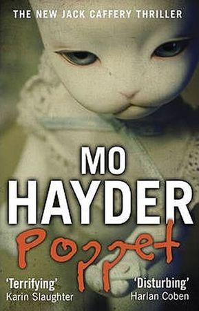 Hayder Mo: Poppet (anglicky)