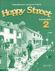 Maidment Stella, Roberts Lorena: Happy Street 2 Activity Book