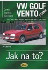 Etzold Hans-Rudiger Dr.: VW Golf III/Vento benzin - 9/91 - 12/98 - Jak na to? - 19.