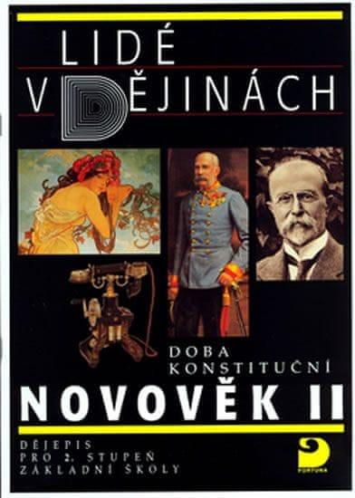 Čapek Vratislav: Lidé v dějinách-Novověk II-Dějepis II.stupeň ZŠ